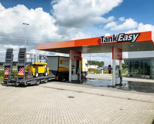 Service en Onderhoud Tank Easy - van Laar TSO BV