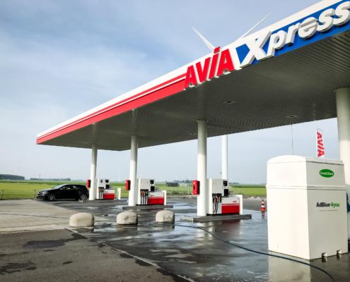Service en onderhoud Avia Express - van Laar TSO BV