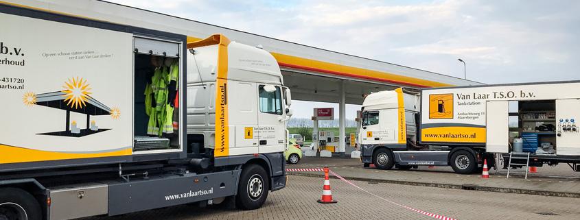 Service en Onderhoud Shell - Van Laar TSO BV