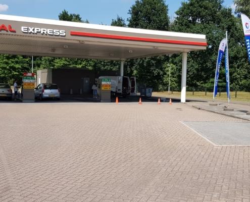 Service en Onderhoud Total Express