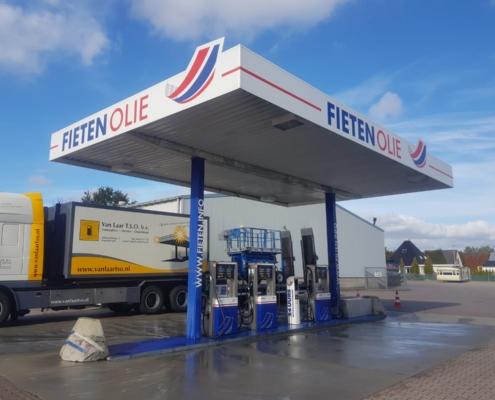 Samenwerking Fieten Olie en Van Laar TSO BV