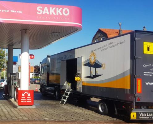 Service en Onderhoud Sakko Tankstations - van Laar TSO
